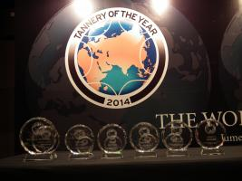Tannery of the Year award 2014