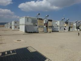 Kahramanmaras - Temporary accommodation centre (Turkey)