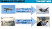 Technology and training tools needs development